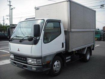 MITSUBISHI CANTER 3-ton Van.(NO.5189) USED CAR
