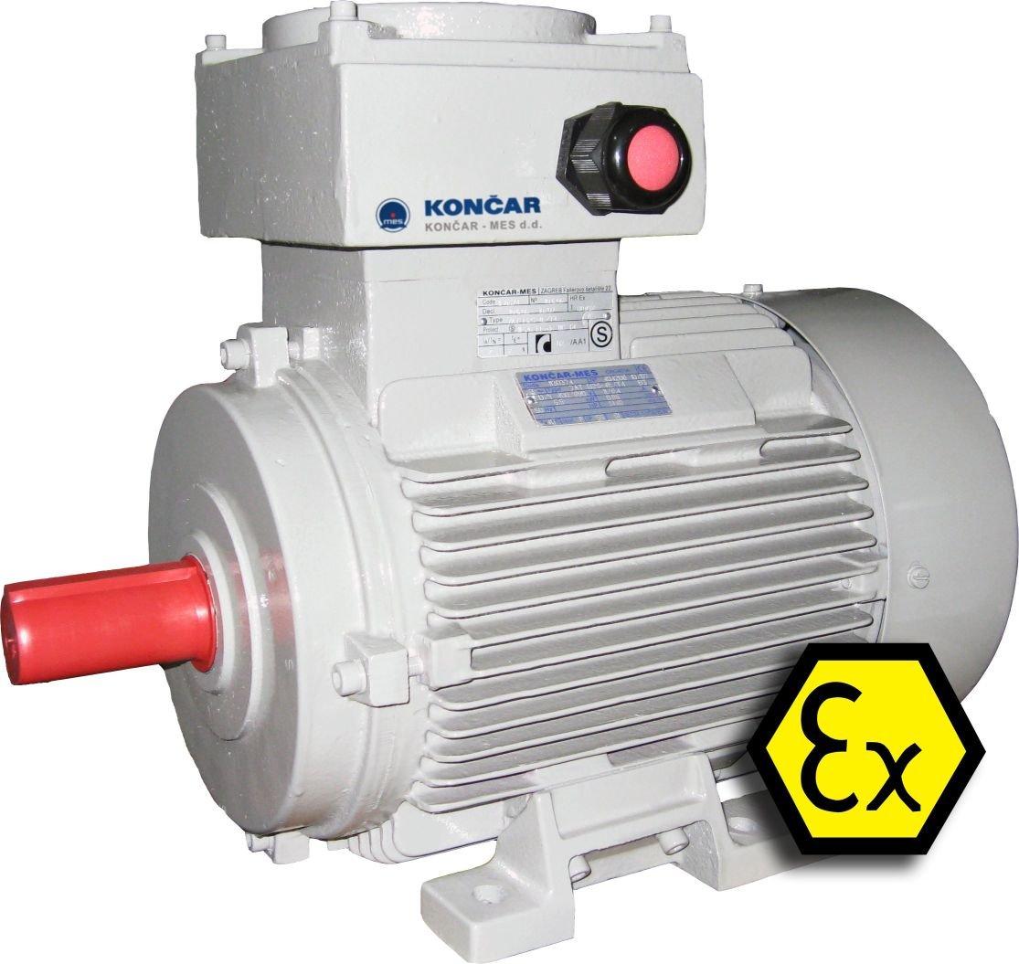 Atex Motor El Ctrico Motor Ca Identificaci N Del Producto