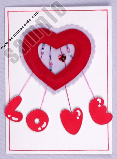 Handmade Cards For Valentines Day. Handmade Valentine#39;s Day