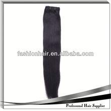 2014 Cheapest Fashion Hair extension Human hair black doll wigs