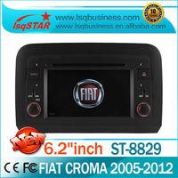 New Fiat Croma (2005-2012) AUTORADIO GPS Navigation with bluetooth usb sd ipod Radio RDS steering hotselling