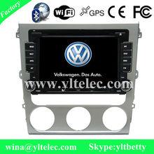 Volkswagen New Lavida gps car dvd players with BT/3G
