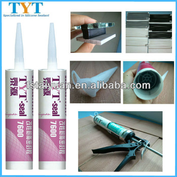 Excellent Polyurethane Construction Silicone Sealant TYT-7600