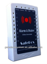 Excellent smoke alarm auto dialer,alarmy,gsm dialer,remote guard your home when you are away,summer house alarm
