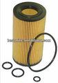 filtro de aceite 0001802609 utilizado para los vehículos benz
