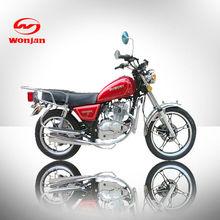 Classic style of WJ-SUZUKI GS125cc Chopper Cruiser Motorcycle (GN125H)