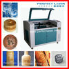 60W/ 80W/ 100W Bamboo Laser Engraving Machine with CE