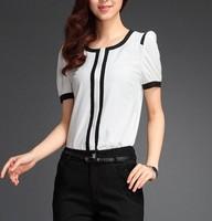 Latest Design Office Uniform Designs for Women Pants and Blouse