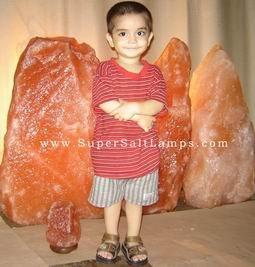 Giant Himalayan Rock Salt Crystal Lamps - Buy Salt Lamps,Rock Salt Lamps,Crystal Lamps Product ...