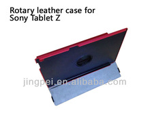 Rotary Leather Case stand Cover for Sony Xperia Tablet Z 10.1inch