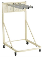 new promotion aluminum drawing stand for building