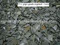 Tubo de PVC reciclado cinza