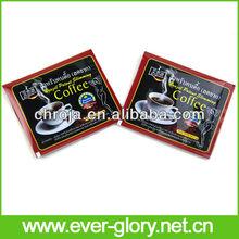100% Aluminum Foil Three Sides Sealed Hot Seal Tea Of Life Tea Bags