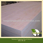 Luan plywood/Philippine mahogany plywood for furniture