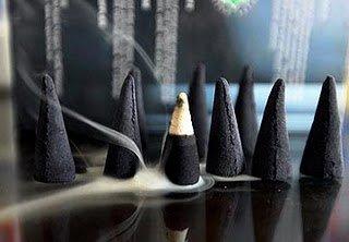 Aromatherapy cone