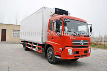 Refrigerated Tank truck for hot sale Multi-AXLE /Auto Part/Refrigerated Van