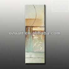 Handmade wall decor on canvas modern art oil painting 2012 HF141