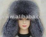 JOE fox fur hat NO.001