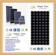 high efficient best price per watt pv solar panel with tuv,CE,ISO,CEC