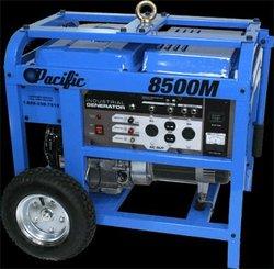 Pacific 8500 Gasoline Construction Industrial Grade Generator