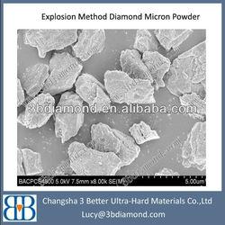Metal Bond/Resin Bond /CBN/nanoscale/explosion method Synthetic diamond micron powder with high hardness