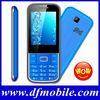 "Newest 2.4"" Dual SIM Quad Band Music Free Download Mobile C3250"