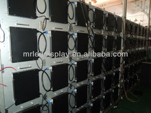 High resolution video wall with pitch only 3mm for television live show use