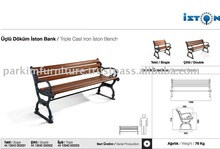 Outdoor Bench Street Furniture