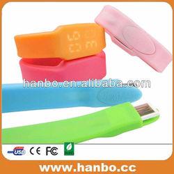 2013 New product usb watch led usb watch 8GB