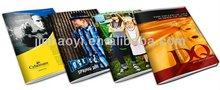 Saddle Stitch matt lamanation Book printing