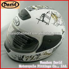 David racing helmet D805
