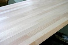 a pine edge glued panels