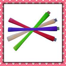 Simple & Sleek Bracelet Flash Drive add logo or artwork