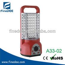 A33-02 Portable LED Rechargeable Lantern