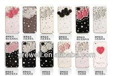 Unique handmade diamond case for Iphone 5