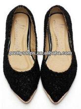 Pretty Steps fashion women 2013 flat lady shoe