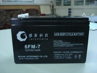 12V Series VRLA Batteries