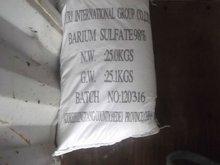 Natural/ Precipitated Barium sulfate(BaSO4)/ chemical price