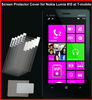 CLEAR Screen Protector Cover for Nokia Lumia 810 at T-mobile