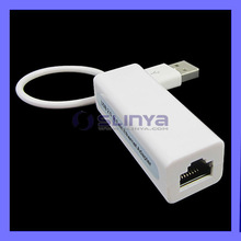 Ethernet Adapter to USB 2.0 to RJ45 Ethernet Lan Network Adapter for Win 7 Windows 7