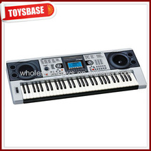 Teaching piano keyboard