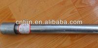 galvanized steel pipe sleeve