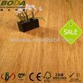 Manchado Strand tecida de bambu piso de madeira preço
