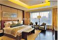 حار بيع 5 نجوم غرف النوم الفاخرة الحديثة hs-020 مجموعة الاثاث الخشبي