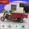 2013 Model Hot Popular Cargo Motocicleta Triciclo