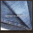 colored denim fabric for armani jeans