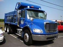 2006 Freightliner Dump Truck M2 112