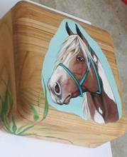 Cherry Wood Box For Jewerly