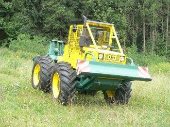 Forest skidder LKT 81, LKT 82/ sumski traktori LKT 81