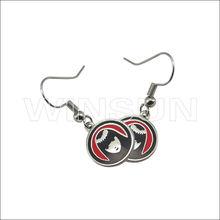 earring/eardrop/alloy earring/rhinestone earring